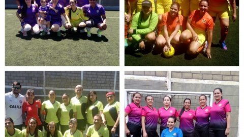 Final de micro fútbol femenino